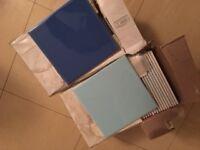 Kitchen/Bathroom Tiles Blue/Turquoise
