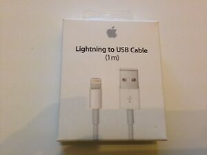 Lightning to USB cable (for iPhone)