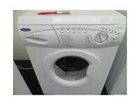 33 Hotpoint WMA58 6kg 1400 Spin White Washing Machine 1 YEAR GUARANTEE FREE DEL N FIT
