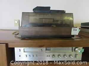 Vintage Stereo A