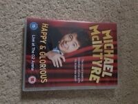 Michael McIntyre and John Bishop DVD