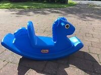 Little Tikes Seasaw in good condition
