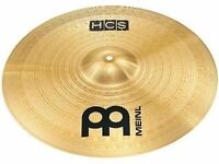 20 inch meinl ride cymbal and a 14 inch zildjan crash no offers