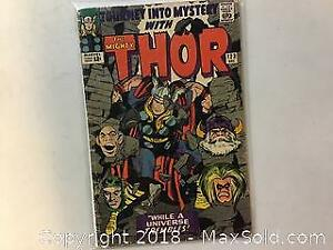 Journey Into Mystery Number Issue 123 ,Early Thor