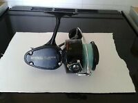Mitchell 486 Vintage heavy duty saltwater sea fishing reel, Ball+Roller bearings, made in France.