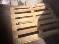 Wooden pallets - FREE!