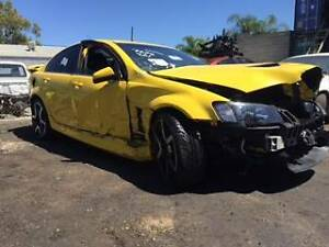 HOLDEN 2011 VE GTS E3 6.2 LTR MANUAL WRECKING ONLY Maddington Gosnells Area Preview