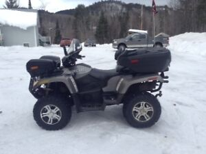 Arctic Cat 700 2 places