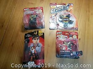 Collectible Action Figures lot 2