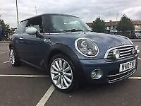 2010 Mini Mini 1.6TD Cooper D Camden***Long Mot***Drives Excellent
