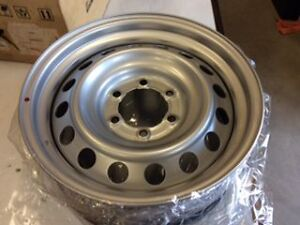 Toyota Hilux Genuine steel rim 17 inch new part in the box Rosewood Ipswich City Preview