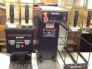 Bunn Commercial Coffee Machines B
