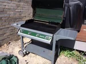 RINNAI SELECTA 4 BURNER BBQ Williamstown Hobsons Bay Area Preview