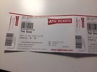 "Take That ""The Band"" Tickets x 2 FOR SALE"