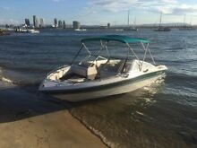 Four Winns 180 Freedom Bowrider Ski Boat Will swap for 20 ft Half Cab Archerfield Brisbane South West Preview