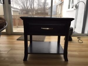 Matching Sofa Table & End Table - Great Deal!!