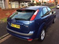 Ford Focus 1.6 TDCi DPF Zetec Climate 5dr, 2008(2007 PLATE) VERY GOOD CONDITION,12 MONTHS MOT