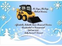 Reliable Snow Clearing Services