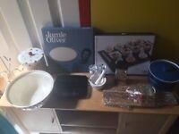 Various Kitchen Items