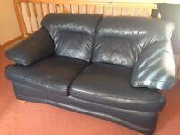 Sofa (2 Seater) - Leather