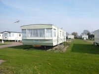 Caravan to rent Skegness £35 Per Night