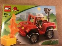 Lego Duplo Fire Chief
