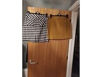 5 as in new ladies skirts all sized 10