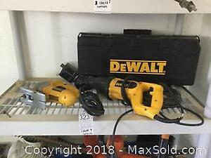 Orbital Jig Saw, V.S. Reciprocating Saw And More