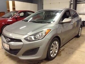 2013 Hyundai Elantra GT Space, look, functionality - and great p