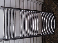 TOWEL RADIATOR CROME CURVED 3 foot 3 inch tall 18 inch wide £40 ovno