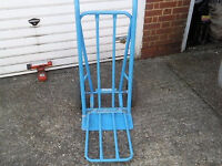 MAC ALLISTER hevy duty hand truck 400 kg £45 ovno