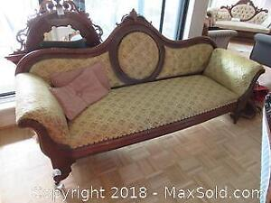 Antique Couch B