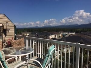 Room to share in large, bright new, 3-bedroom condo