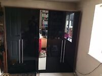Wardrobe (from Dreams), beside tables x 2, Tv Unit and Tables & chairs for sale