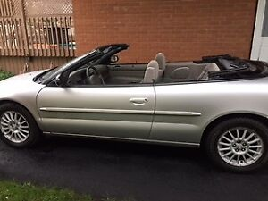 2001 Chrysler Sebring LX Coupe (2 door) NOW ONLY $1500