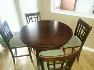 Sears bought dinning table and chairs Cambridge Kitchener Area image 1