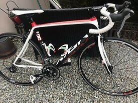 2012 Carbon Fibre Mekk 2G Poggio Bike for sale