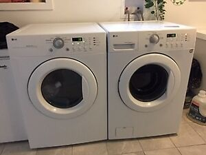LG Washer And Dryer.  Good Condition and Run Great!  $250
