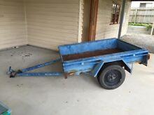 6'x4' Single Axle Heavy Duty Box Trailer Wynnum Brisbane South East Preview