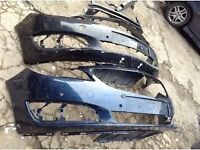 Vauxhall insignia front bumper facelift 2012-2015 slightly damaged