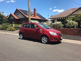 Holden Barina for sale