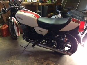 1979 Yamaha RD400 Daytona Special