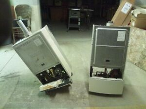 two Baxi boilers