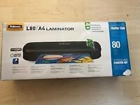 Brand new Laminator stil boxed unopened