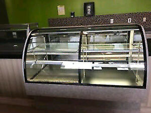 5 FT REFRIGERATED PASTRY DISPLAY COOLER