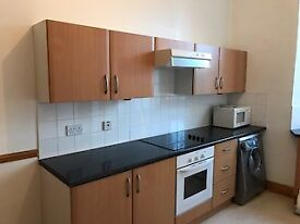 MOSS STREET, PAISLEY - ONE BEDROOM FLAT (UNFURNISHED)