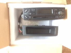 Genuine Mercedes Radio & CD player for C class