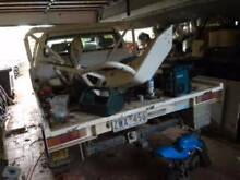 Toyota Hilux SR 5 Dual Cab 4wd trayback wrecking - parts ROPSTray City North Canberra Preview
