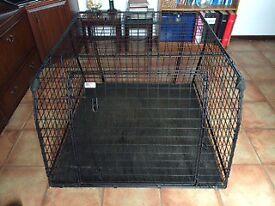 Quality custom made dog cage for Ford Mondeo Estate 2007-2015