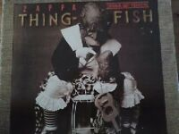 Frank Zappa Thing Fish (musicassette & Libretto)